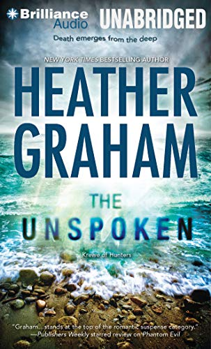 9781469296135: The Unspoken (Krewe of Hunters)