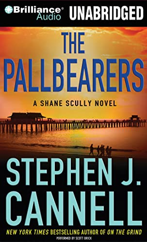 9781469296593: The Pallbearers (Shane Scully Series)
