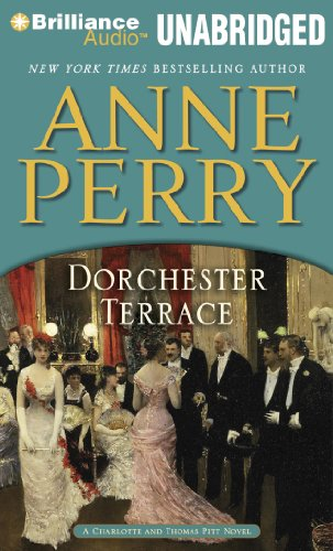 Dorchester Terrace (Charlotte and Thomas Pitt) (9781469297552) by Anne Perry