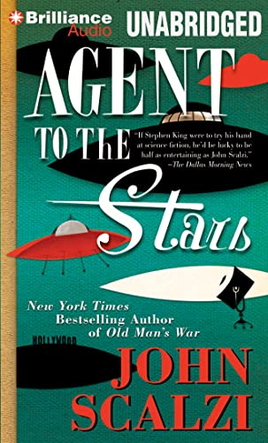 9781469298061: Agent to the Stars