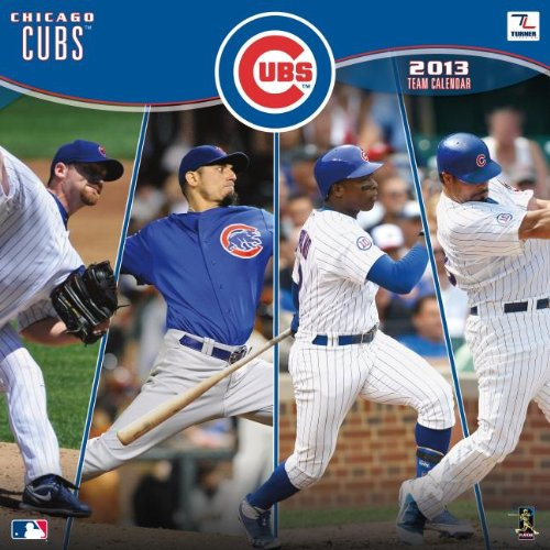9781469300665: Chicago Cubs Team Calendar