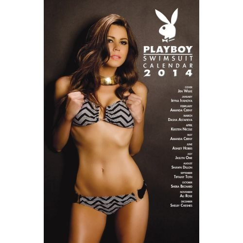 9781469309538: Playboy Swimsuit 2014 Calendar