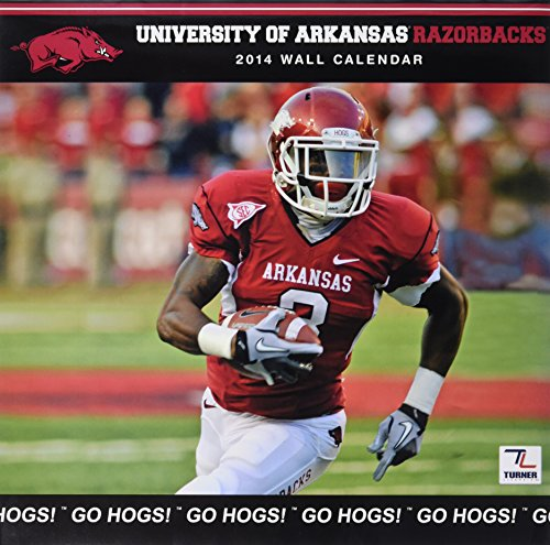 Arkansas Razorbacks 2014 Calendar
