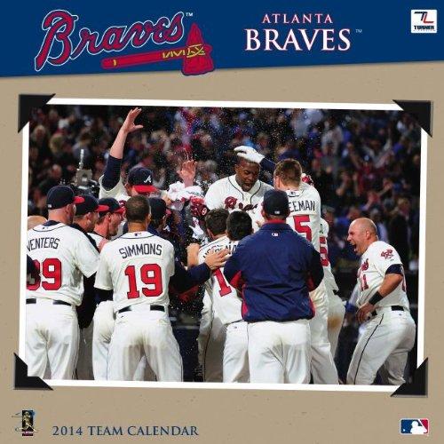 9781469309996: Atlanta Braves 2014 Calendar