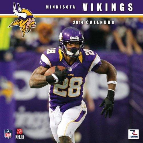9781469310749: Minnesota Vikings Calendar