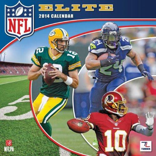 9781469310961: NFL Elite Calendar