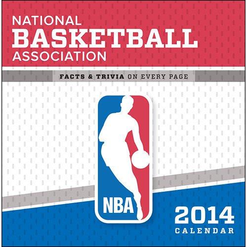 9781469312538: National Basketball Association 2014 Calendar