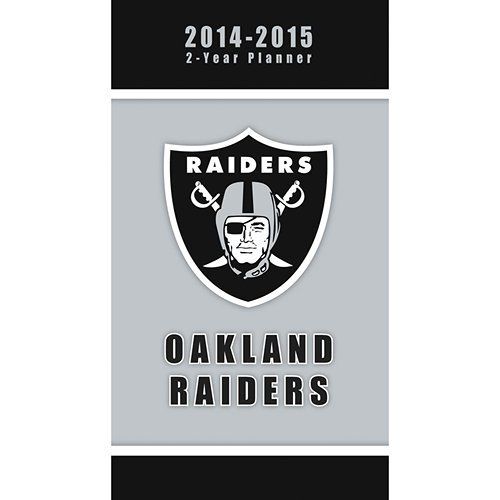 9781469313702: Oakland Raiders 2014-2015 Planner