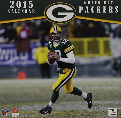 9781469319087: Green Bay Packers Calendar