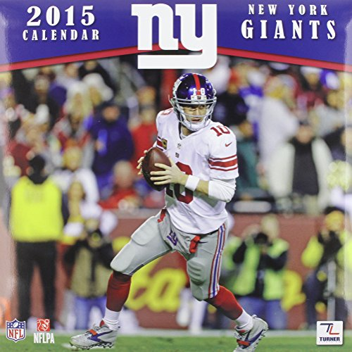 9781469319179: New York Giants Calendar