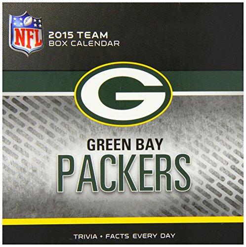 9781469320465: Green Bay Packers 2015 Calendar