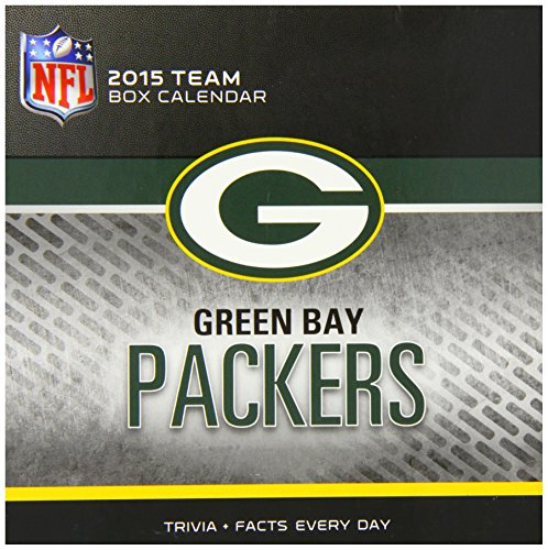9781469320465: Green Bay Packers 2015 Calendar
