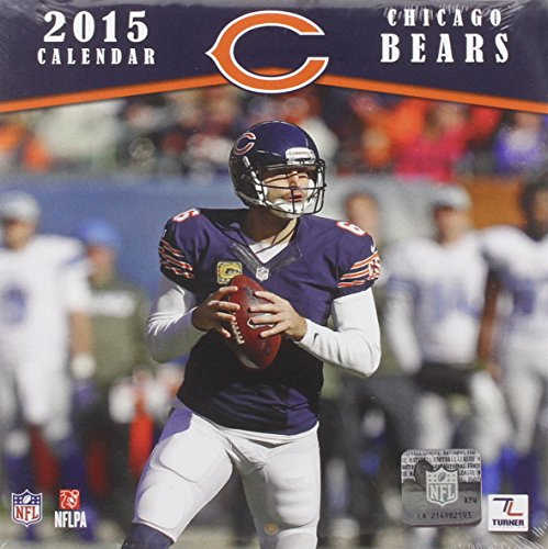 9781469321189: Chicago Bears 2015 Calendar