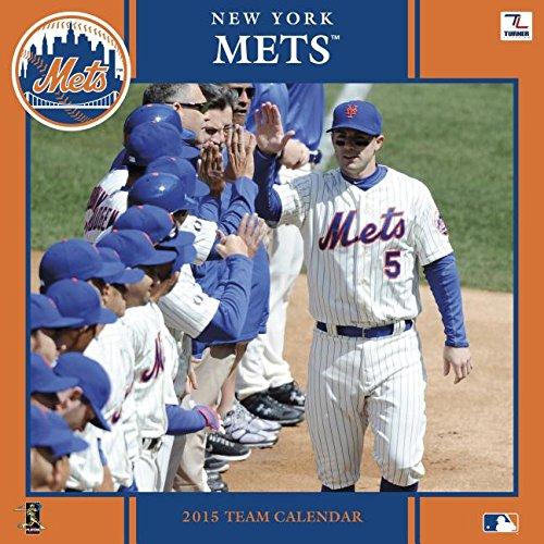 New York Mets 2016 Calendar