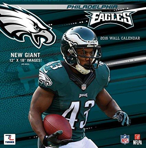 9781469327563: Philadelphia Eagles 2016 Calendar