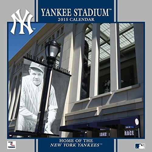 9781469328003: New York Yankees Yankee Stadium 2016 Calendar