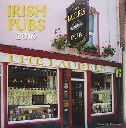9781469333052: Irish Pubs 2016 Calendar