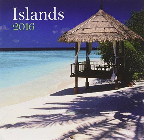 9781469333458: Islands 2016 Calendar