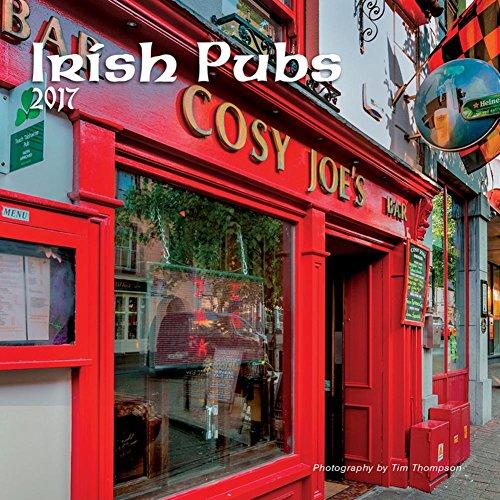 9781469335971: Irish Pubs 2017 Calendar