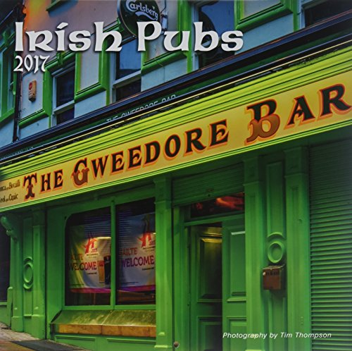 9781469336503: Irish Pubs 2017 Calendar