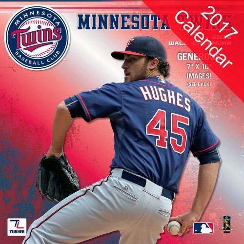 9781469336978: Minnesota Twins 2017 Calendar