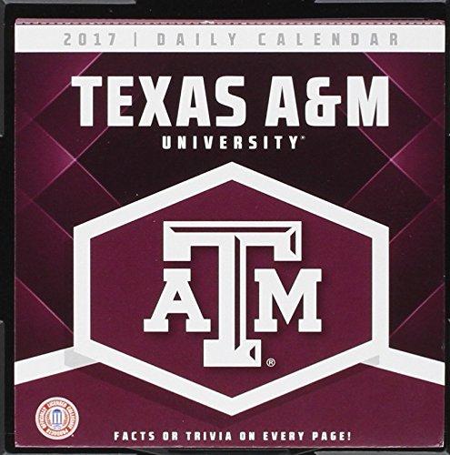 9781469337692: Texas A&m Aggies 2017 Calendar