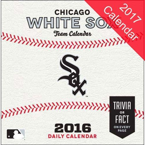 9781469337784: Chicago White Sox 2017 Calendar