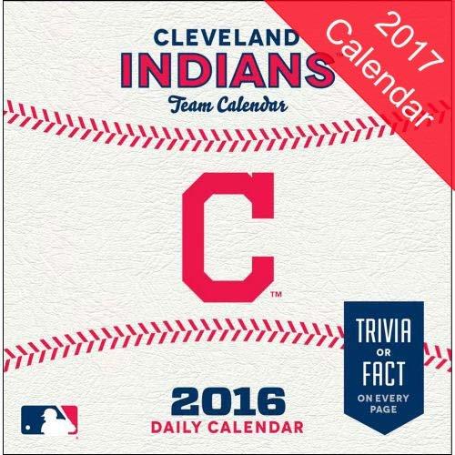 9781469337807: Cleveland Indians 2017 Calendar