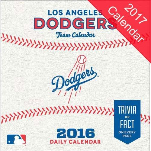 9781469337852: Los Angeles Dodgers 2017 Calendar