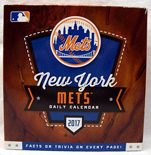 9781469337890: New York Mets 2017 Calendar