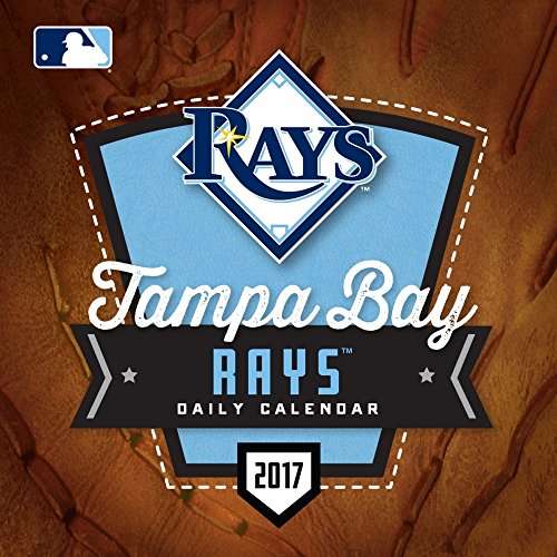 9781469337968: Tampa Bay Rays 2017 Calendar