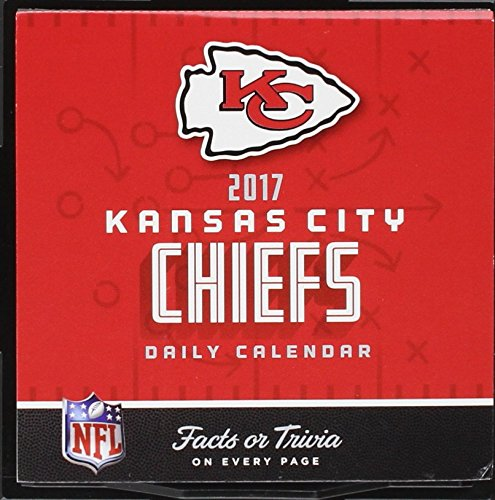 9781469338187: Kansas City Chiefs 2017 Calendar