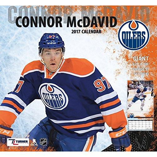 9781469340364: Edmonton Oilers Connor Mcdavid 2017 Calendar