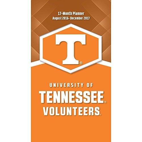 9781469341606: Tennessee Volunteers 2016/17 17-month Planner
