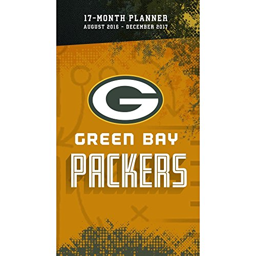9781469341774: Green Bay Packers 2016/17 17-month Planner