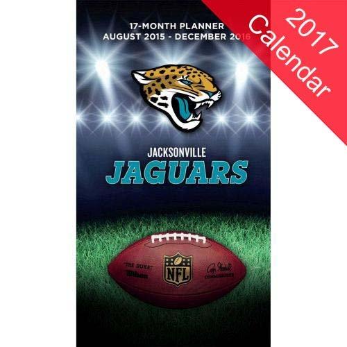 9781469341804: Jacksonville Jaguars 2016/17 17-month Planner