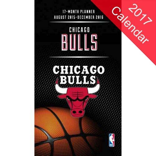 9781469342290: Chicago Bulls 2016/17 17-month Planner