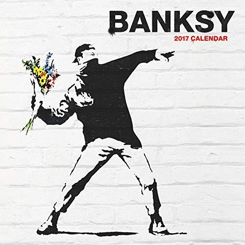 9781469342733: Banksy 2017 Calendar