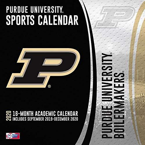 9781469368627: Purdue University Boilermakers 2020 Calendar