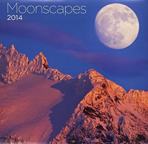 9781469401409: Moonscapes 2014 Calendar