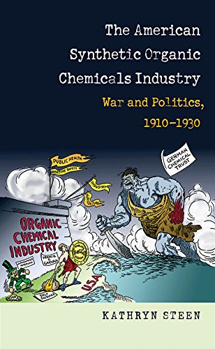 9781469612904: The American Synthetic Organic Chemicals Industry: War and Politics, 1910-1930