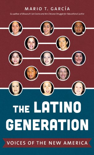 9781469614113: The Latino Generation: Voices of the New America