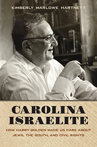 Carolina Israelite (Hardcover): Kimberly Marlowe Hartnett