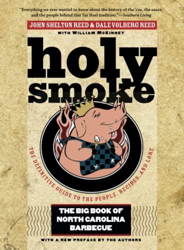 9781469629667: Holy Smoke: The Big Book of North Carolina Barbecue