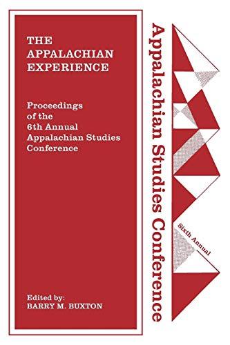 The Appalachian Experience