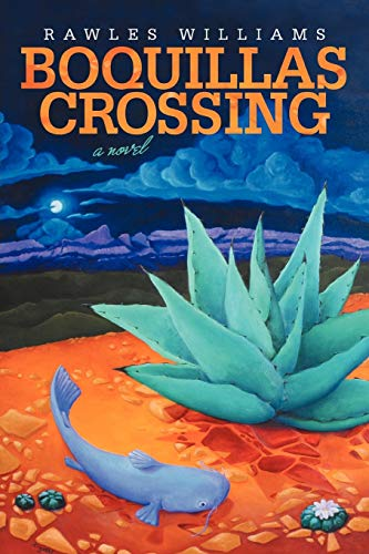 9781469739250: Boquillas Crossing