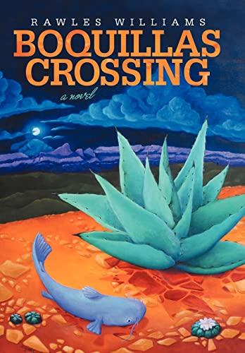 9781469739267: Boquillas Crossing