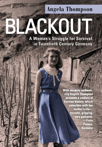 9781469746548: Blackout: A Woman's Struggle for Survival in Twentieth-Century Germany