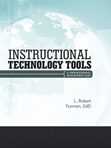 9781469789309: Instructional Technology Tools: A Professional Development Plan