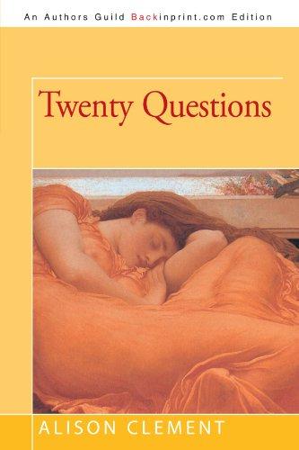 9781469791036: Twenty Questions